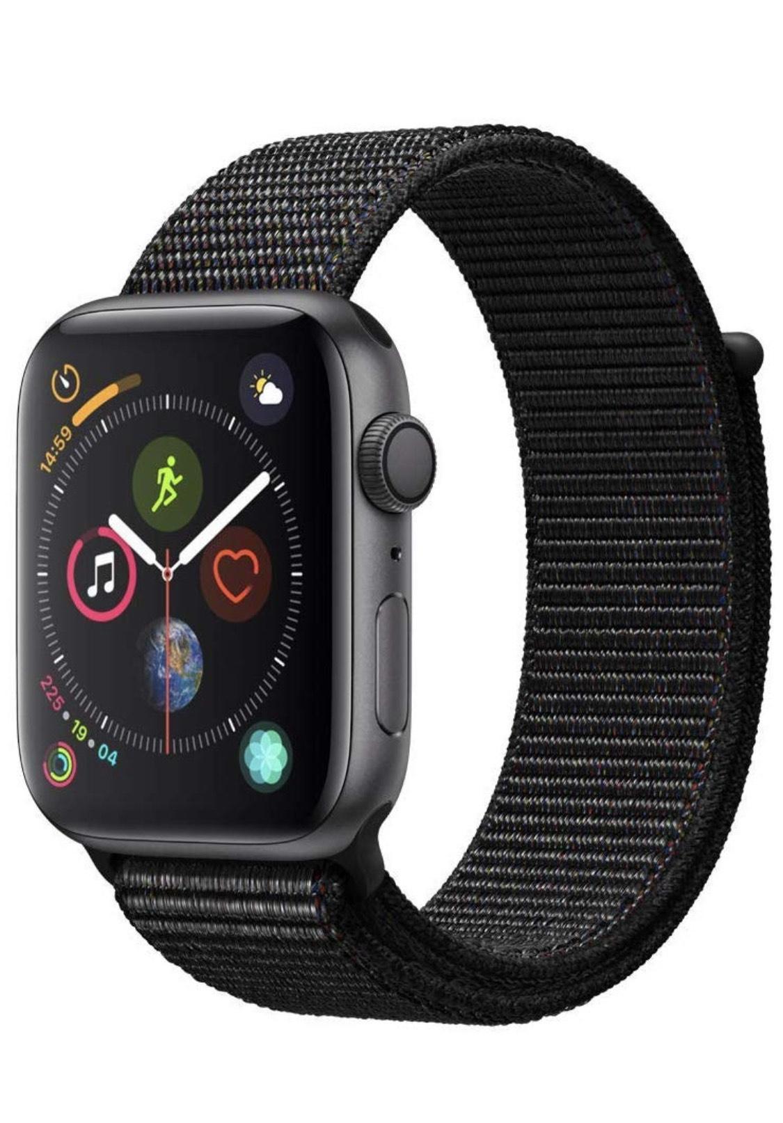 Montre connectée Apple Watch Series 4 - GPS, 44mm, Noir
