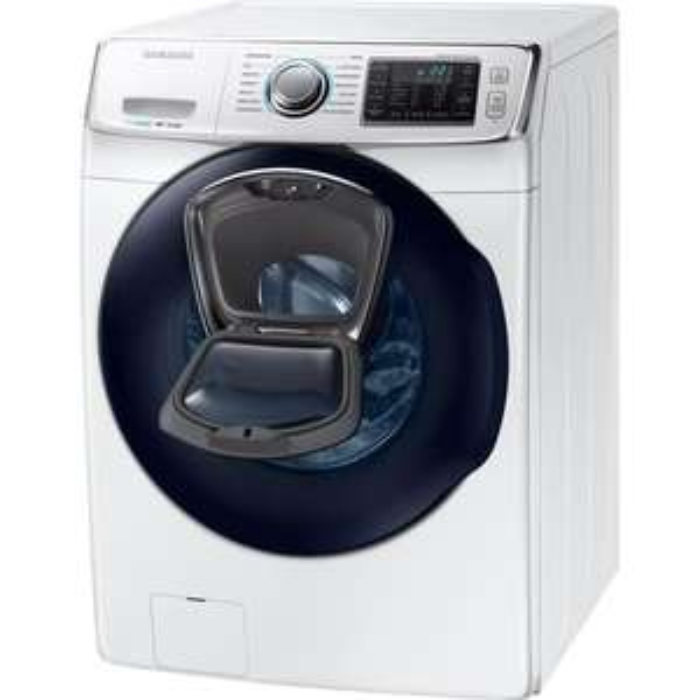 Lave-linge Samsung WF16J6500EW (AddWash & Eco Bubble) - 16 kg, 1200 trs/min, A++, Moteur Digital Inverter (Via ODR de 150€)