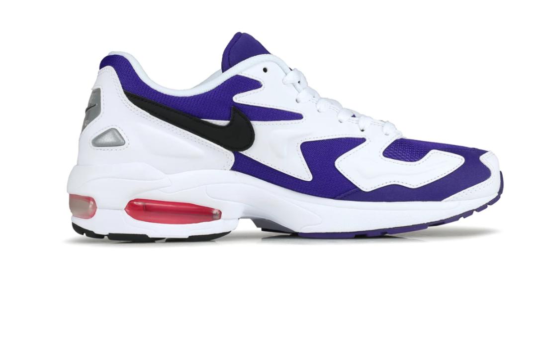 Baskets Nike Air Max 2 Light Court Purple