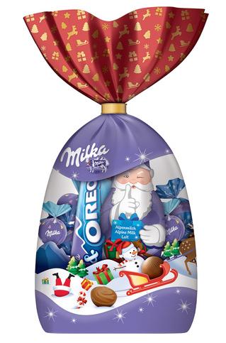 2 Paquets d'assortiment de chocolats Milka