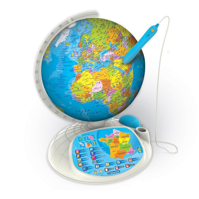 Globe interactif exploraglobe Clementoni (via 24.99€ sur la carte)