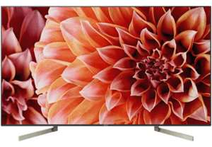 """TV 65"""" Sony KD65XF9005 - 4K UHD, HDR, 100Hz (Frontaliers Allemagne)"""