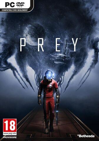 Prey sur PC, PS4 et Xbox One