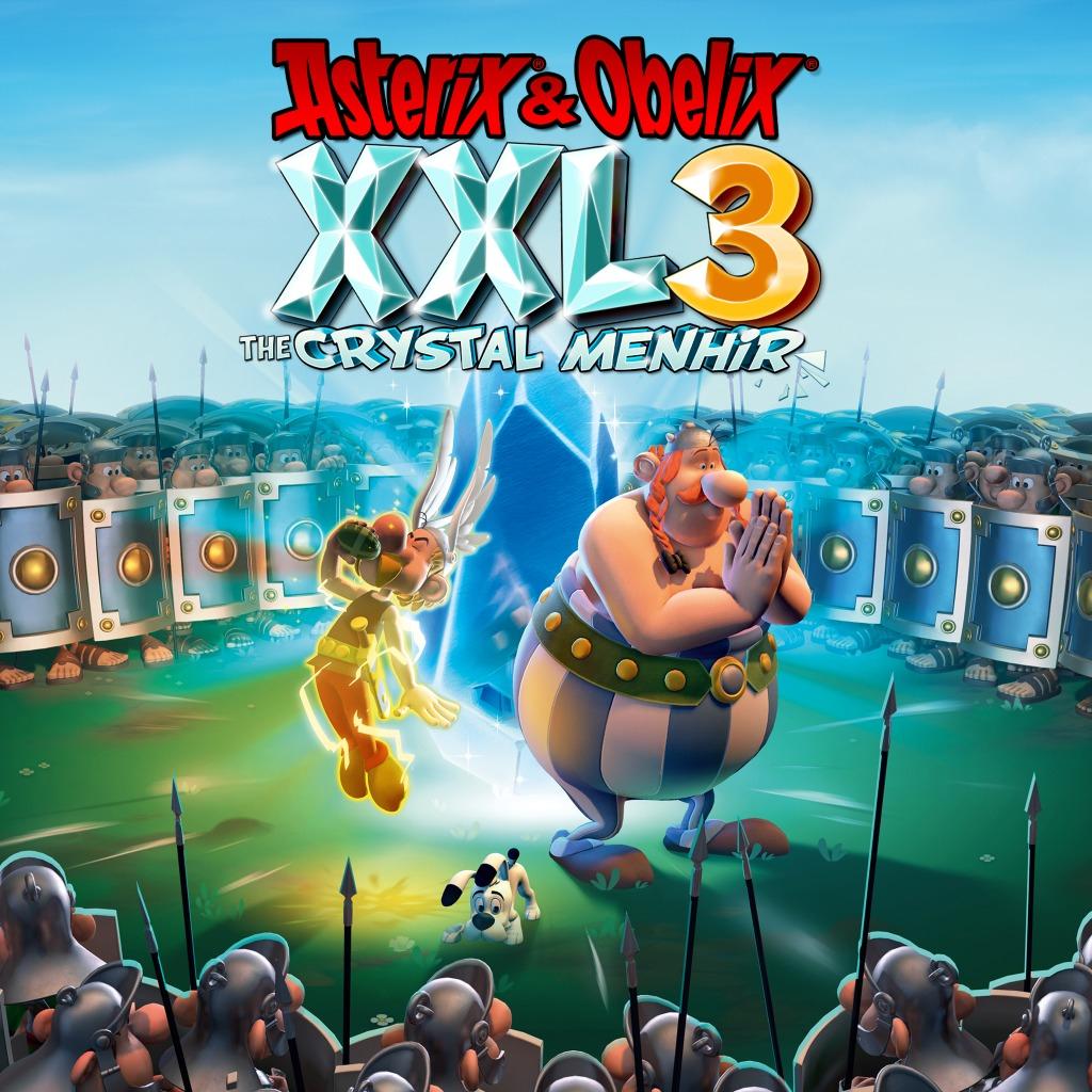 Astérix & Obélix XXL 3 : Le Menhir de Cristal sur PC (dématérialisé, Steam)