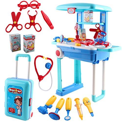Jouet pour enfant deAO Centre Hospitalier - transportable en mallette (vendeur tiers)