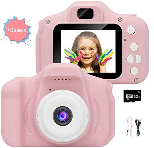 Caméra enfant Babyfun + carte mémoire 32 Go (Vendeur tiers)
