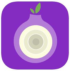 Application Purple Onion - TOR Browser VPN gratuite sur iOS