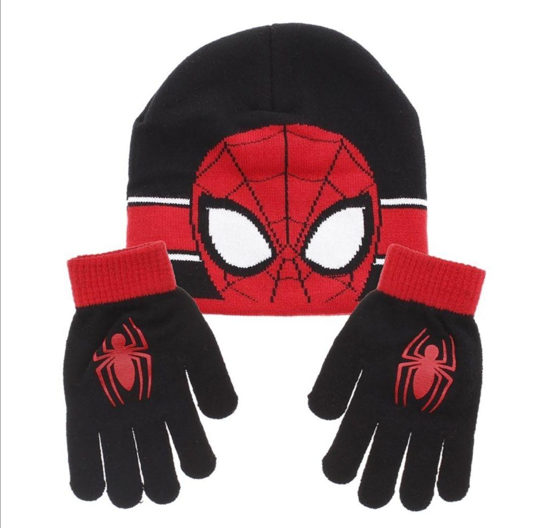 Sélection de bonnets et gants pour Enfants - Ex : Bonnet et gants Spiderman