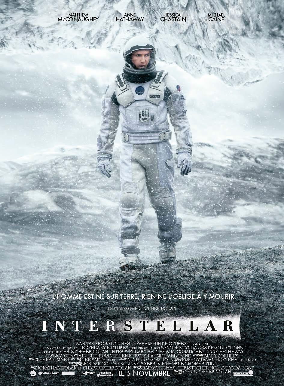 [baisse de prix] Film Interstellar + Documentaire iTunes Extra