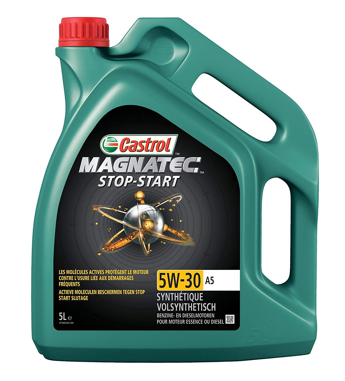 [CDAV] Huile Moteur Castrol Magnatec Stop-Start 5 W-30 A5 1845053 159B9B - 5L