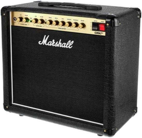 Amplificateur à Lampe Marshall DSL20CR