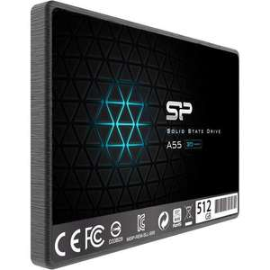 SSD interne Silicon power Ace A55 - 512 Go (vendeur tiers)