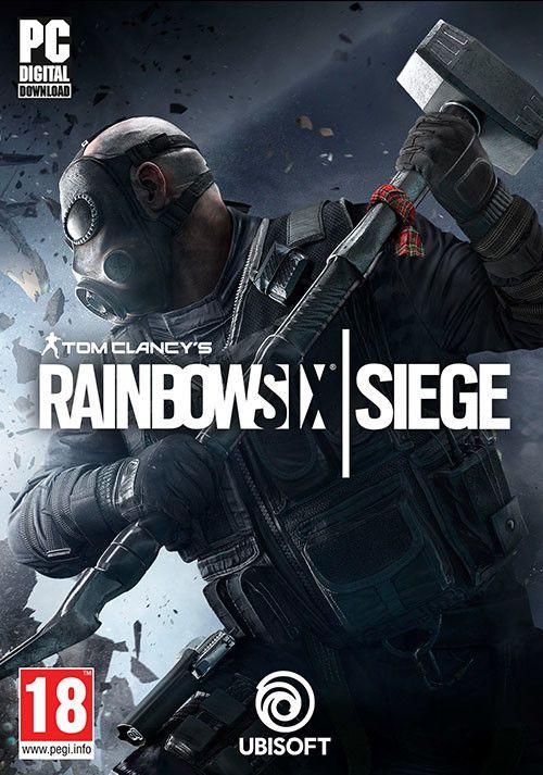 Tom Clancy's Rainbow Six Siege sur PC (Dématérialisé)