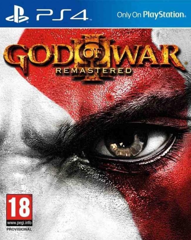 God of War Remastered sur PS4
