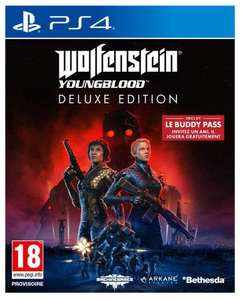 Wolfenstein Youngblood - Edition Deluxe sur PS4
