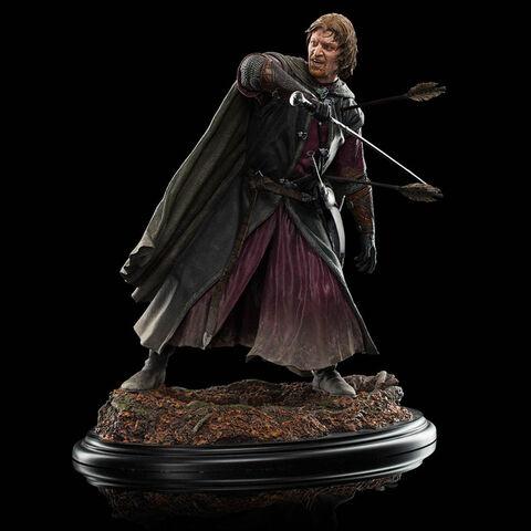 Statuette Weta - Le Seigneur Des Anneaux La Communauté De L'anneau (1/6 Boromir)