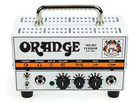 Tête d'ampli guitare Orange Micro Terror - Muziker.fr