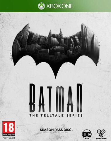 Sélection de jeux en promotion -Ex: Batman - The Telltale Series sur Xbox One (via retrait magasin)