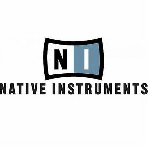 50% de réduction sur une sélection de produits Native Instruments