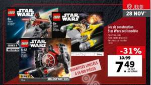 Lego Star Wars Microfighter Ex: 75194 - Microfighters Chasseur TIE