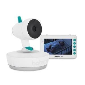 Babyphone vidéo motorisé Babymoov Yoo-Moov 360° (via ODR de 33.44€)