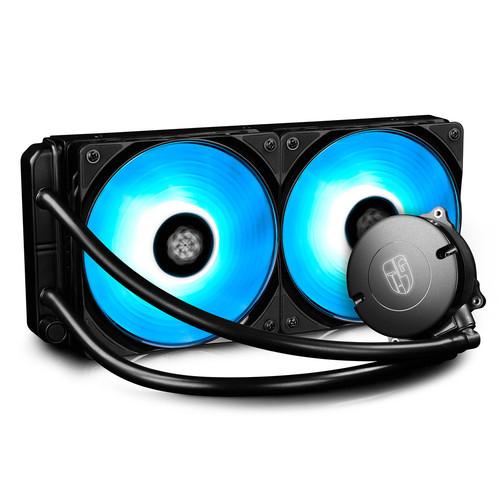 Watercooling autonome DeepCool Maelstrom 240 RGB