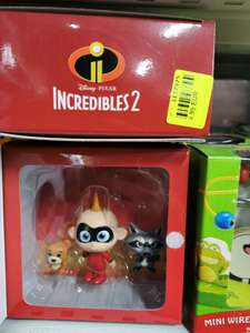 Figurines Les Indestructibles - Angers (49)
