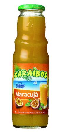 4 bouteilles de jus de fruits Caraïbos - 75 cl (Via Shopmium + 2,36€ sur Carte Fidélité)