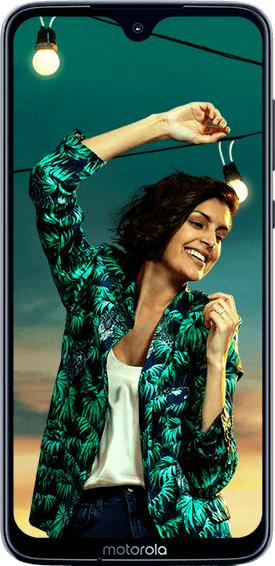 "Smartphone 6.24"" Lenovo Moto G7 Plus"