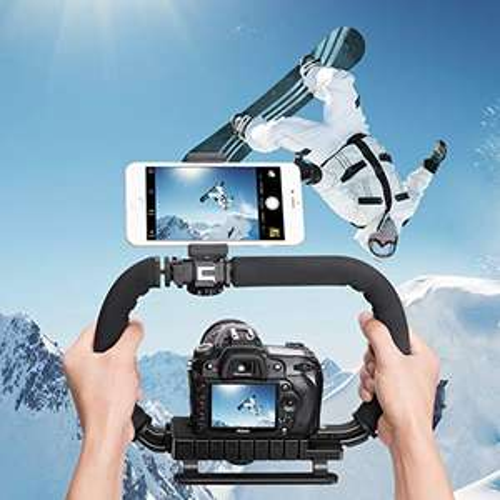 Poignée Caméra à Forme Circulaire Fantaseal (Vendeur Tiers) + code promo 20%