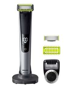 Tondeuse barbe & corpsPhilips OneBlade PRO QP6620/20 (64.99€ via click&collect)