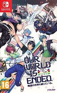 Our World Is Ended : Day One Edition sur Nintendo Switch (Import UK)