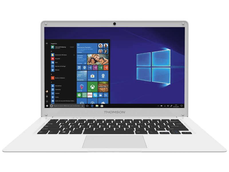 "PC Portable 14.1"" Thomson NEO14A-4WH64 - HD, Atom x5, RAM 4Go, 64Go, Windows 10"