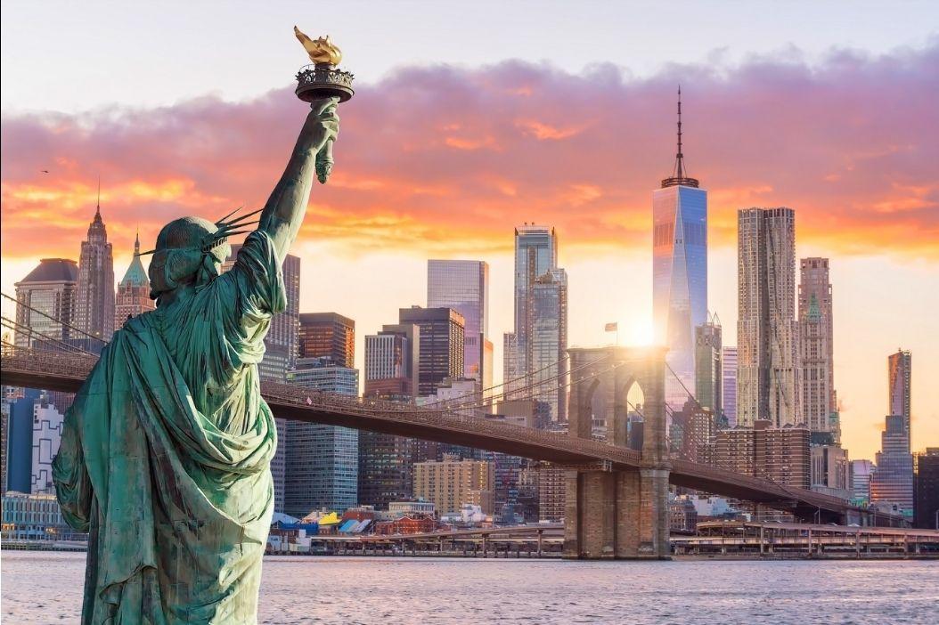 Sélection de Vols A/R Paris <-> New York en Promotion - Ex: du 4 au 11 Décembre 2019