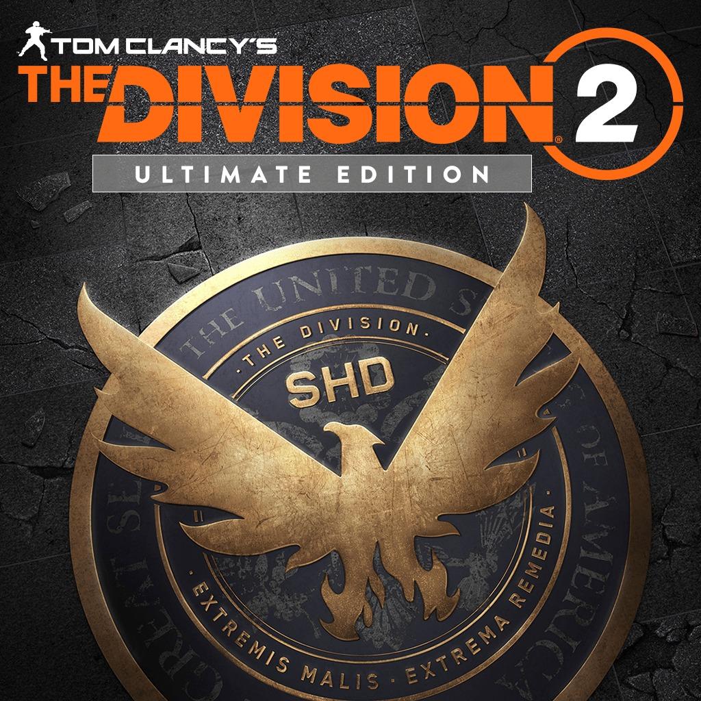[Gold] Tom Clancy's The Division 2 - Édition Ultimate sur Xbox One (Dématérialisé)