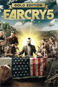 [Abonnés Live Gold] Far Cry 5 - Édition Gold sur Xbox One