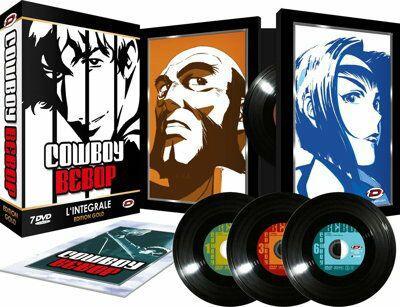 Sélection de promo: Ex: Coffret Intégrale Dvd Cowboy Bebop
