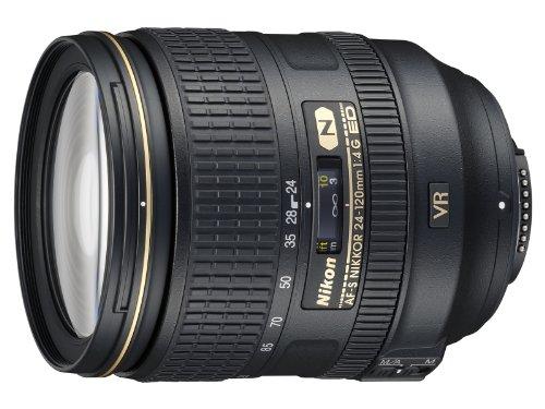 Objectif Nikon AF-S 24-120 mm f/4G ED VR