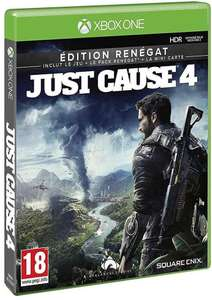 Just Cause 4 - Edition Renégat sur Xbox One