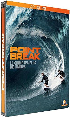 Coffret Blu-Ray Point Break - SteelBook Édition