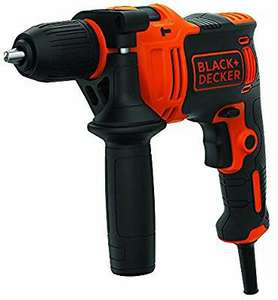 Perceuse filaire à percussion Black + Decker BEH710-QS - 710 W