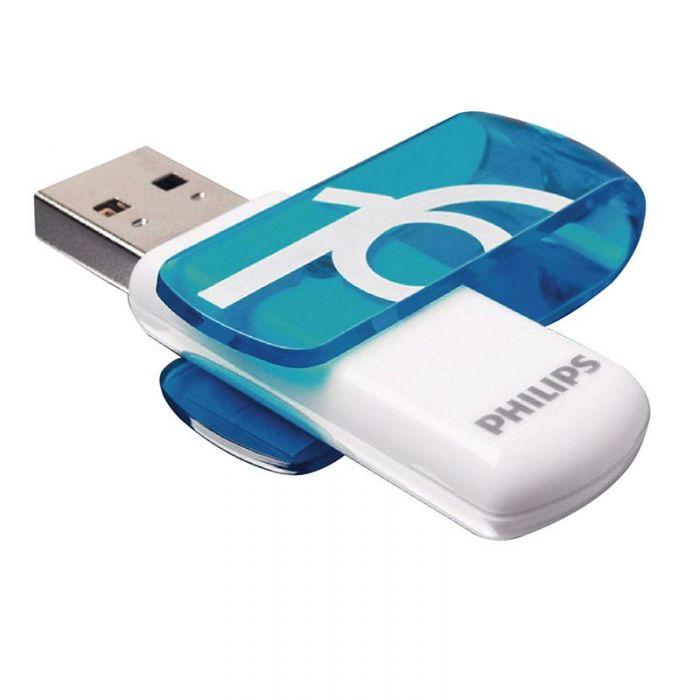 Clé USB 2.0 Philips Vivid - 16 Go