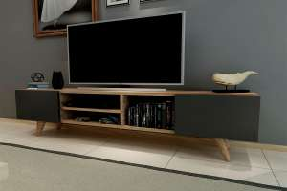 Meuble TV - 160 x 29,7 x 40,6 cm