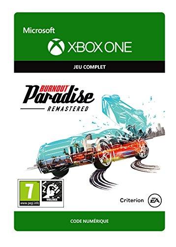 Burnout Paradise Remastered sur Xbox One (dématérialisé)