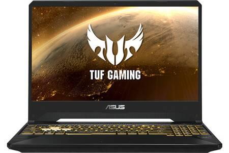 "PC Portable gaming 15.6"" Asus TUF565DU-AL014T - Full HD 120Hz, Ryzen 7-3750H, 8 Go de RAM, 512Go SSD, GTX 1660Ti, Windows 10"