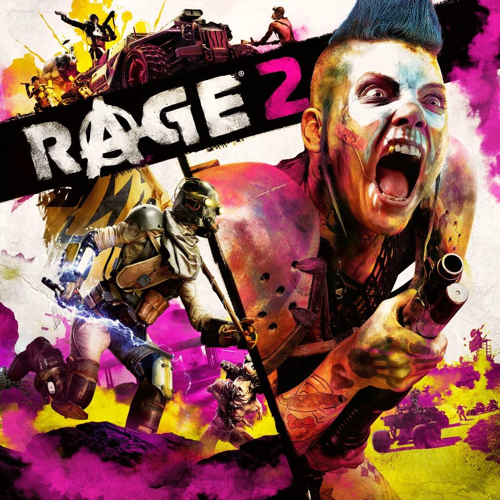 [Gold] Rage 2 sur Xbox One (Dématérialisé - Store BR)