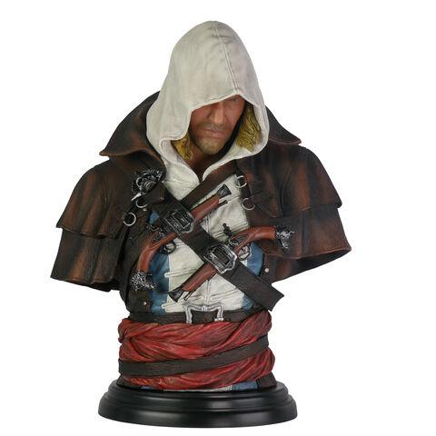 Sélection de statuettes en promotion - Ex: Statuette Assassin's Creed : Black Flag - Legacy Collection Edward Kenway