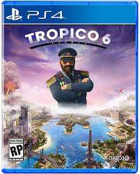 Tropico 6 sur PS4 (Import UK - 1.58€ en SuperPoints)