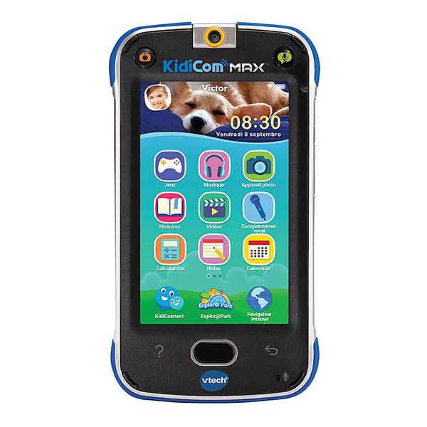 Téléphone portable Vtech Kidicom Max (via 20€ sur la carte fidélité + 2 bons d'achat de 14.76€ + ODR 10€) - Dainville (62)