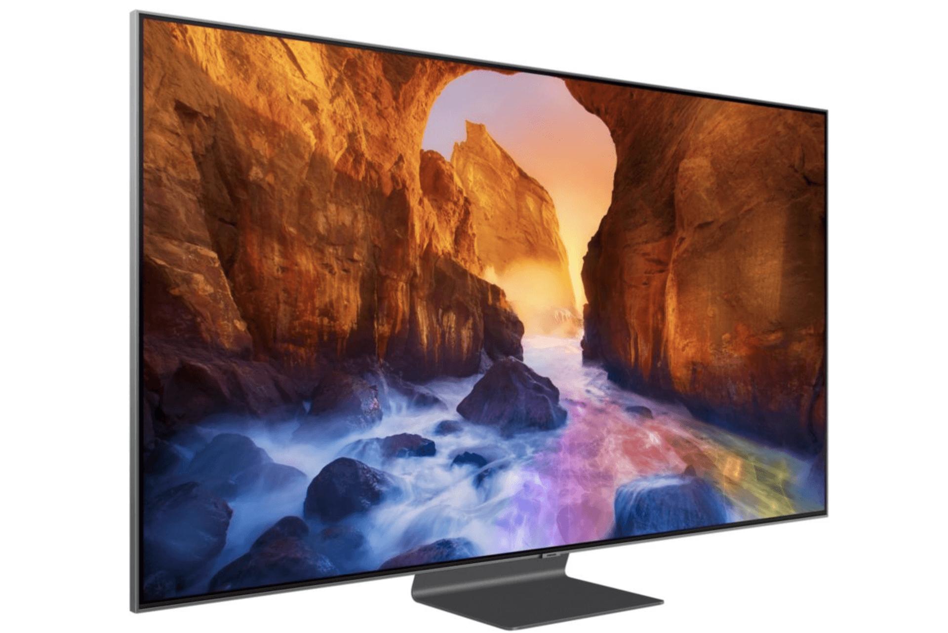 "TV QLED 55"" Samsung QE55Q90R (2019) - 4K, LED, HDR2000"